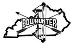 Kentucky Bowhunter v2 Decal Sticker
